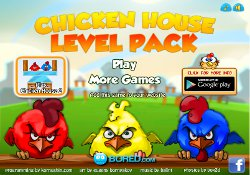 gioca a Chicken House Level Pack