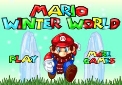 Giochi Di Giochi Super Mario Mario In Winter World