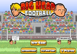 Giochi Di Sport Big Head Football