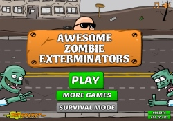 gioca a Awesome Zombie Exterminators