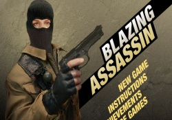 gioca a Blazing Assassin