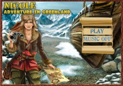 Giochi Di Puzzle Nicole - Adventure In Greenland