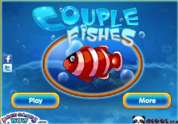 Giochi Di Puzzle Couple Fishes
