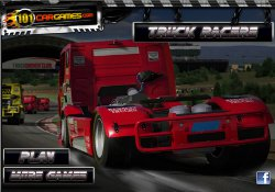 gioca a Truck Racers