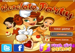 Giochi Di Puzzle Chocolate Party