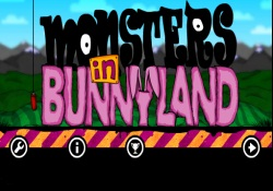 Giochi Di Puzzle Monsters In Bunnyland