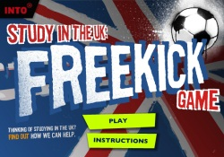 Giochi Di Sport Study In The Uk - Freekick Game
