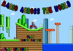 Giochi Di Giochi Super Mario Mario Across The World