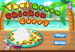 Giochi Di Giochi Per Ragazze Thai Green Chicken Curry