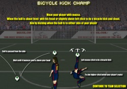 Giochi Di Sport Bicycle Kick Champ