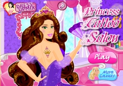 gioca a Princess Tattoo Salon