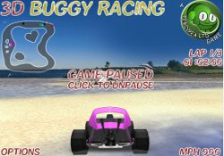 gioca a 3D Buggy Racing
