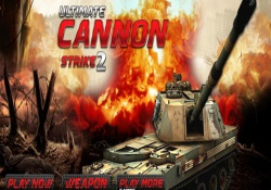 gioca a Ultimate Cannon Strike 2