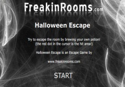 Giochi Di Abilità Halloween Escape Room