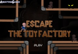 Giochi Di Avventura Escape The Toy Factory