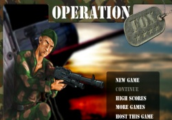 Giochi Di Avventura Operation Fox