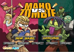 gioca a Maho Vs Zombies
