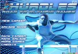 Giochi Di Sport Hurdles: Road To Olympic Games