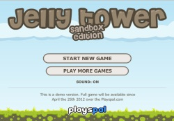 Giochi Di Abilità Jelly Tower Sandbox