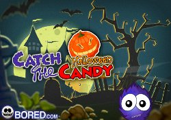 Giochi Di Avventura Catch The Candy Halloween