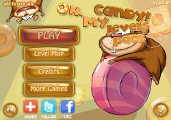 Giochi Di Puzzle Oh My Candy Levels Pack