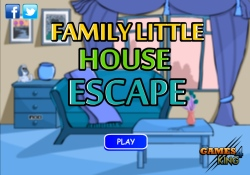 gioca a Family Little House Escape