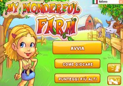 Giochi Di Abilità My Wonderful Farm