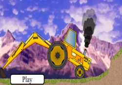 Giochi Di Sport Backhoe Trial