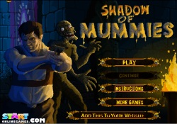 Giochi Di Avventura Shadow Of Mummies