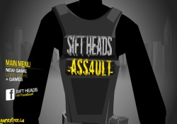 Giochi Di Avventura Sift Heads: Assault