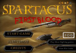 gioca a Spartacus First Blood