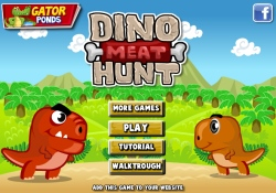 gioca a Dino Meat Hunt