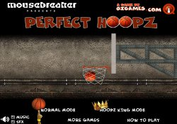 Giochi Di Sport Perfect Hoopz