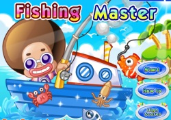 gioca a Fishing Master