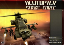 gioca a Helicopter Strike Force