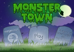 gioca a Monster Town
