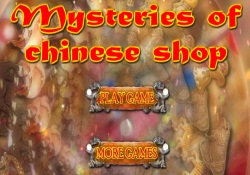 Giochi Di Puzzle Mysteries Of Chines