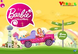 Giochi Di Abilità Barbie Transport
