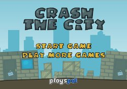 Giochi Di Azione Crash The City