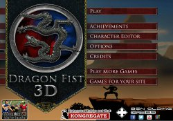 gioca a Dragon Fist 3D
