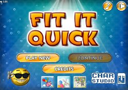 Giochi Di Puzzle Fit It Quick