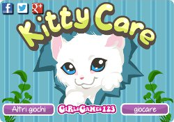 gioca a Kitty Care