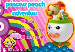 Giochi Di Giochi Super Mario Princess Adventure