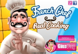 Giochi Di Giochi Per Ragazze French Chef Real Cooking