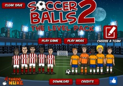 Giochi Di Sport Soccer Balls 2 - Level Pack