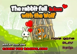 Giochi Di Puzzle The Rabbit Fell In Love With The Wolf